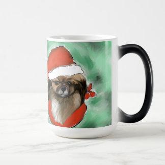 Tibetan Spaniel Magic Mug