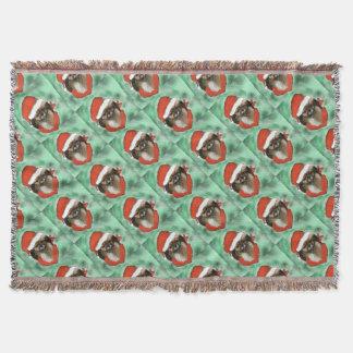Tibetan Spaniel Throw Blanket