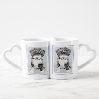 Tibetan Terrier Coffee Mug Set