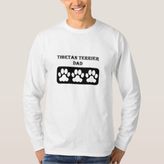 Tibetan Terrier Dad T-Shirt