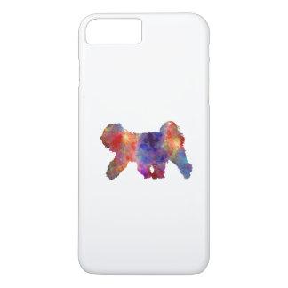 Tibetan Terrier in watercolor iPhone 8 Plus/7 Plus Case