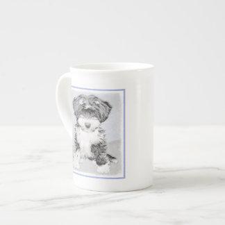 Tibetan Terrier Tea Cup