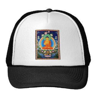 Tibetan Thangka Prabhutaratna Buddha Trucker Hat