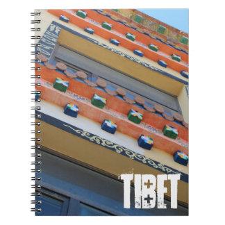 Tibetan Traditional Building Notebooks
