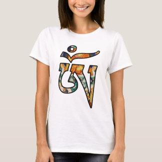 Tibetian AUM art T-Shirt