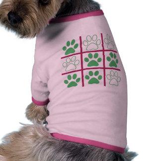 Tic Tac Dog T-shirt Pour Toutou