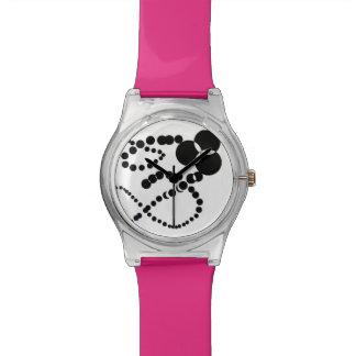 tic TAC to where you go Wrist Watch