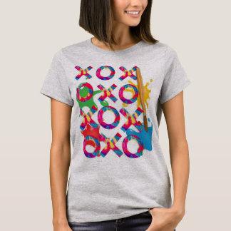 Tic-Tac-Toe - Fresh Paint Edition T-Shirt