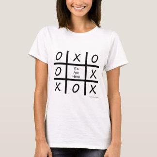 Tic Tac Toe Lite T-Shirt
