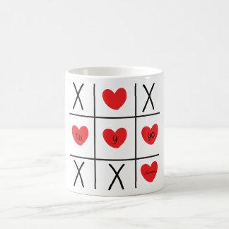 Tic TAC toe love Coffee Mug
