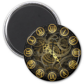 TIC TOC 2 INCH ROUND MAGNET