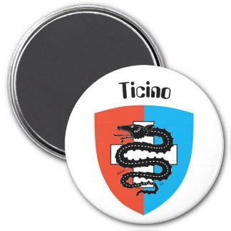 Ticino Svizzera/Tessin Switzerland magnet