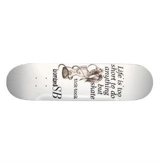 Tick-tock Skateboard Decks