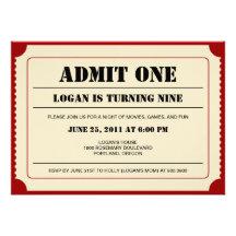 benefit ticket template printable .