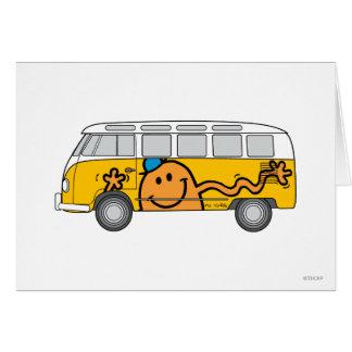 Tickle Bus Card
