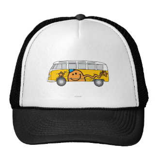 Tickle Bus Trucker Hat