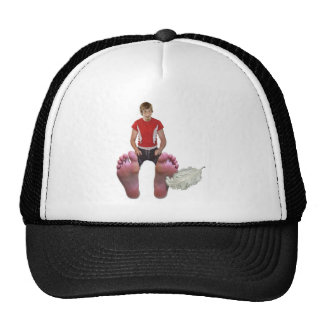 Tickle My Feet Too Trucker Hat