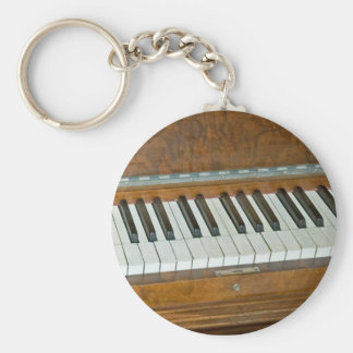 Tickle the Ivories Keychain