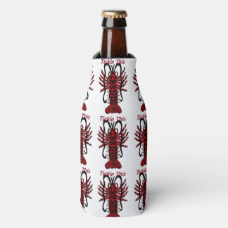 Tickle This Lobster Bottle and Can Huggies Bottle Cooler
