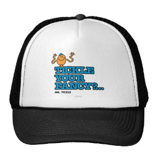 Tickle Your Fancy? Mesh Hats