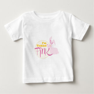 Tickled Pink Baby T-Shirt