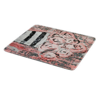 Tickled pink Cutting Board
