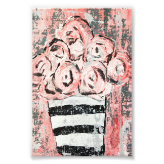 Tickled Pink Photo Print