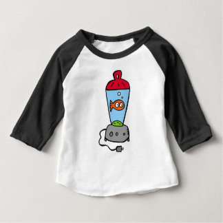 Tickles Goldfish in a blender Baby T-Shirt