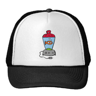 Tickles Goldfish in a blender Trucker Hat