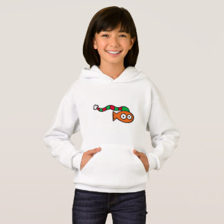 Tickles Winter Hat Hoodie