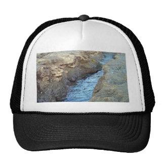 Tidal Channel Mesh Hat