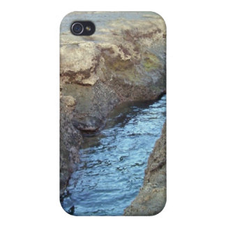 Tidal Channel iPhone 4 Cases