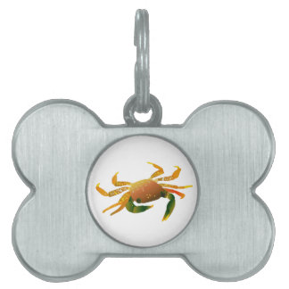 Tidal Master Pet Name Tag