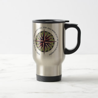 Tide and Wind Travel Mug