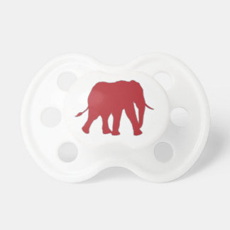 Tide For Tusks Elephant Pacy Pacifier