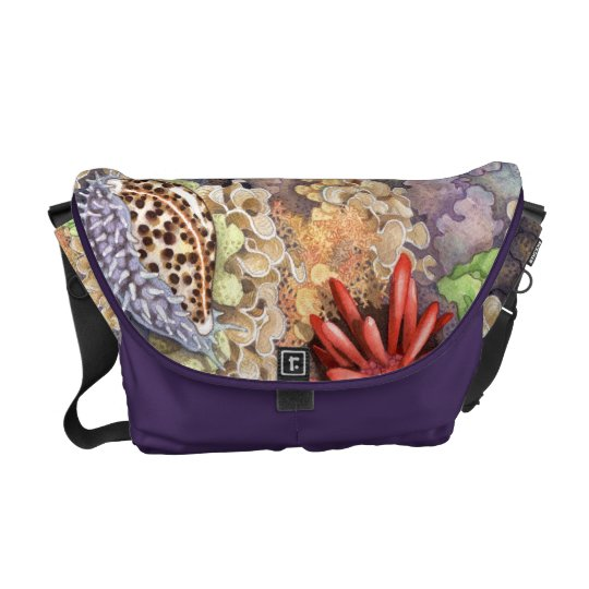 Tide Pool Messenger Bag