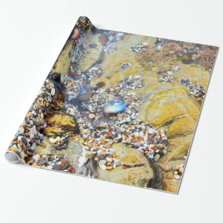 Tide Pool Wrapping Paper