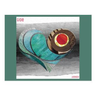 """Tide"" Postcard"