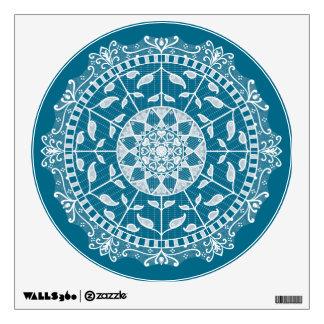 Tidepool Mandala Wall Sticker