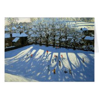 Tideswell Derbyshire Card