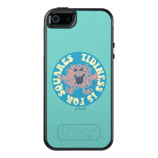 Tidiness Is For Squares OtterBox iPhone 5/5s/SE Case