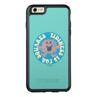 Tidiness Is For Squares OtterBox iPhone 6/6s Plus Case