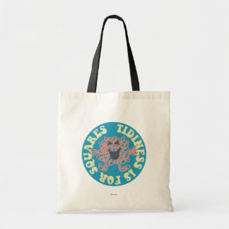 Tidiness Is For Squares Tote Bag