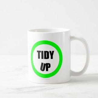 Tidy Up - Mug