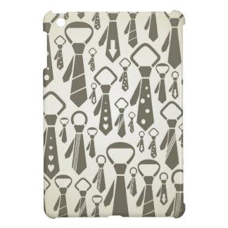 Tie a background iPad mini covers