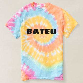 Tie Dye Bateu T-shirt