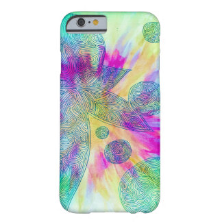 Tie Dye Doodle By Megaflora Barely There iPhone 6 Case