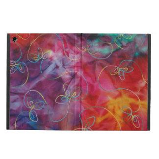 Tie-Dye Fabric iPad Air Powis Case