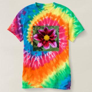 Tie Dye Flower T-Shirt Unisex