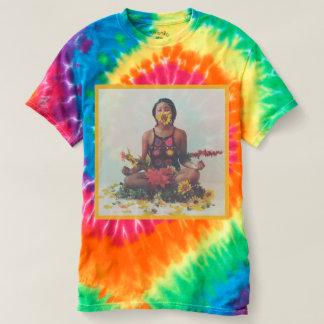 Tie-Dye Hippie Meditation T-shirt